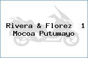 Rivera & Florez  1 Mocoa Putumayo
