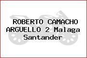 ROBERTO CAMACHO ARGUELLO 2 Malaga Santander