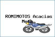 ROMIMOTOS Acacias Meta