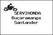 SERVIHONDA Bucaramanga Santander