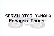 SERVIMOTOS YAMAHA Popayan Cauca