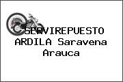 SERVIREPUESTO ARDILA Saravena Arauca