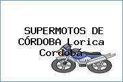 SUPERMOTOS DE CÓRDOBA Lorica Cordobá