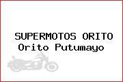 SUPERMOTOS ORITO Orito Putumayo