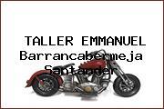 TALLER EMMANUEL Barrancabermeja Santander