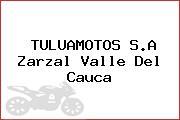 TULUAMOTOS S.A Zarzal Valle Del Cauca