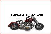 YAMABOY Honda Tolima