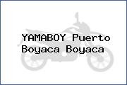 YAMABOY Puerto Boyaca Boyaca