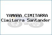 YAMAHA CIMITARRA Cimitarra Santander