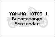 YAMAHA MOTOS 1 Bucaramanga Santander