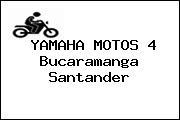 YAMAHA MOTOS 4 Bucaramanga Santander