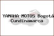 Yamaha Motos Bogotá Cundinamarca