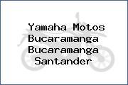 Yamaha Motos Bucaramanga Bucaramanga Santander