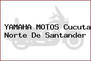 Yamaha Motos Cúcuta Norte De Santander