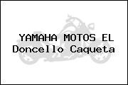YAMAHA MOTOS EL Doncello Caqueta