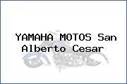 YAMAHA MOTOS San Alberto Cesar