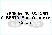 YAMAHA MOTOS SAN ALBERTO San Alberto Cesar