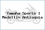 Yamaha Sports 1 Medellín Antioquia