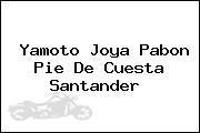 Yamoto Joya Pabon Pie De Cuesta Santander