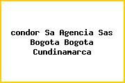 <i>condor Sa Agencia Sas Bogota Bogota Cundinamarca</i>