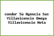 <i>condor Sa Agencia Sas Villavicencio Omega Villavicencio Meta</i>