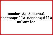 <i>condor Sa Sucursal Barranquilla Barranquilla Atlantico</i>