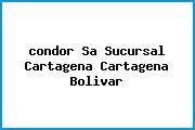 <i>condor Sa Sucursal Cartagena Cartagena Bolivar</i>