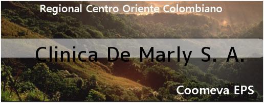 Clinica De Marly S. A.