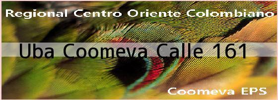 <i>Uba Coomeva Calle 161</i>