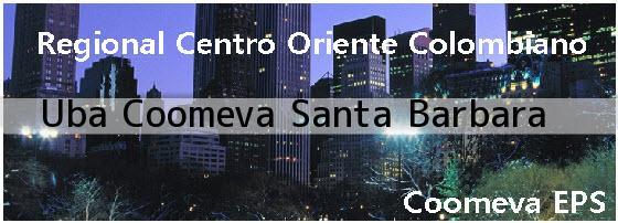 <i>Uba Coomeva Santa Barbara</i>