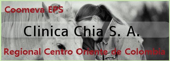 Clinica Chia S. A.