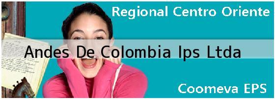 <i>Andes De Colombia Ips Ltda</i>