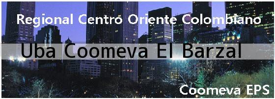 <i>Uba Coomeva El Barzal</i>