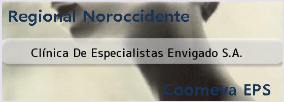 Clínica De Especialistas Envigado S.A.