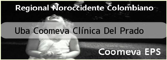 <i>Uba Coomeva Clínica Del Prado</i>
