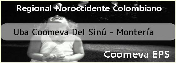 <b>Uba Coomeva Del Sinú - Montería</b>