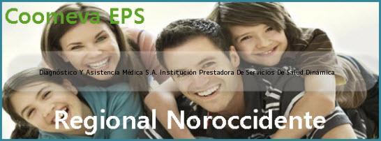 <i>Diagnóstico Y Asistencia Médica S.A. Institución Prestadora De Servicios De Salud Dinámica</i>