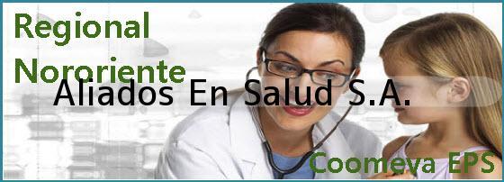 Aliados En Salud S.A.