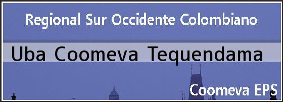 <i>Uba Coomeva Tequendama</i>