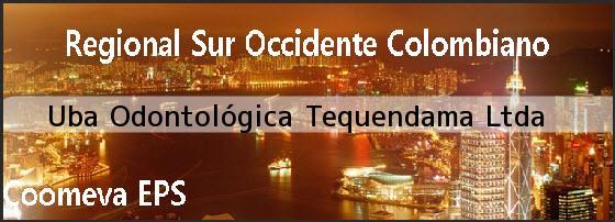 <i>Uba Odontológica Tequendama Ltda</i>