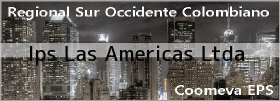 <i>Ips Las Americas Ltda</i>