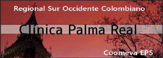 <i>Clínica Palma Real</i>