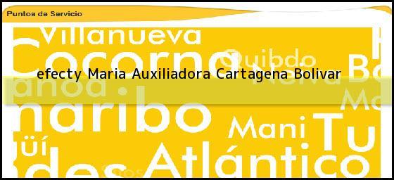 <b>efecty Maria Auxiliadora</b> Cartagena Bolivar