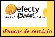 Teléfono y Dirección Efecty, Chipre , Manizales, Caldas