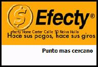 <i>efecty Home Center Calle 50</i> Neiva Huila