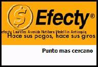 <i>efecty Laureles Avenida Nutibara</i> Medellin Antioquia