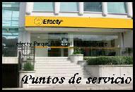 <i>efecty Parque Principal</i> La Union Sucre