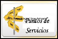 <i>efecty Parque Principal</i> Urrao Antioquia