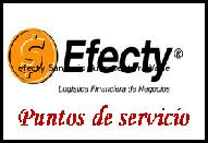 Teléfono y Dirección Efecty, San Luis , Buenaventura, Valle