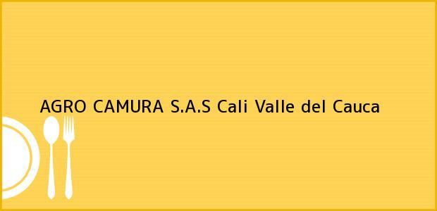 Teléfono, Dirección y otros datos de contacto para AGRO CAMURA S.A.S, Cali, Valle del Cauca, Colombia